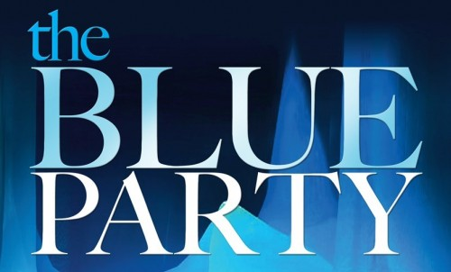 The Blue Party at the Palm Beach International Boat Show