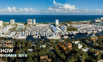 Bluewater at the 2018 Fort Lauderdale International Boat Show