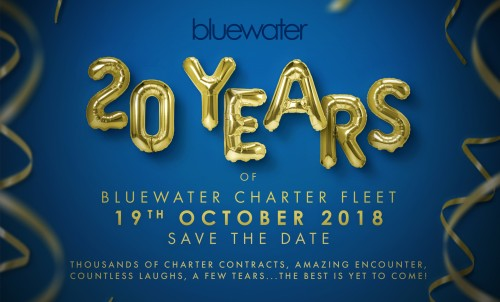Celebrating 20 years of successful charters