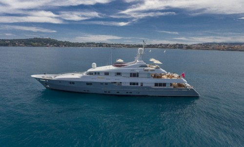 50m Motor Yacht MOSAIQUE - For Sale