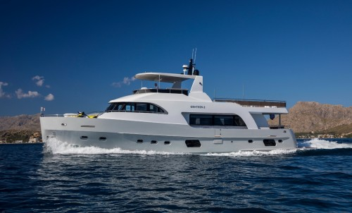24m Motor Yacht Eighteen Two For Sale