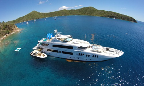 French West Indies Yacht Charter - Fantastic All Inclusive 4 Night Package Onboard JUST ENOUGH