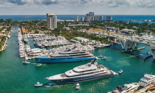Bluewater At The 2020 Fort Lauderdale International Boat Show