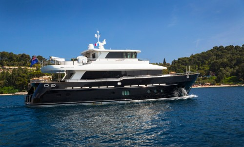 Fifth Ocean Yachts 24m - DESTINY - New CA for Sale