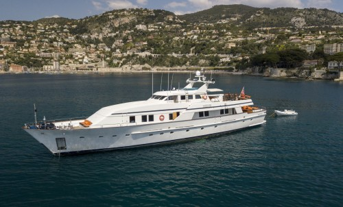 Classic Italian Custom-Built Yacht - MY FIORENTE - Substantial Price Reduction