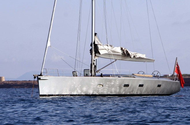Sailing Yacht GYMIR: Sold
