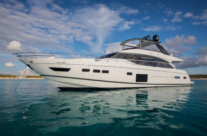 2016 Princess LA VIE - Available to Charter in the Balearics