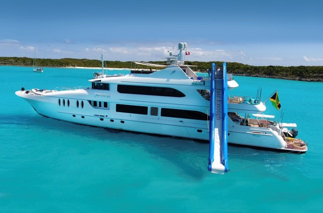 New yacht to the bluewater fleet - Motoryacht JUST ENOUGH