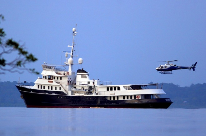 49m Explorer Yacht – M/Y ASTERIA – SOLD