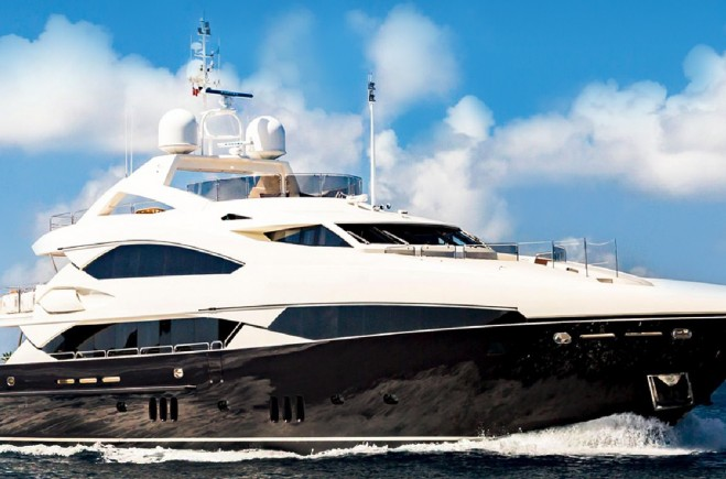 Bluewater is delighted to welcome motor yacht THE DEVOCEAN