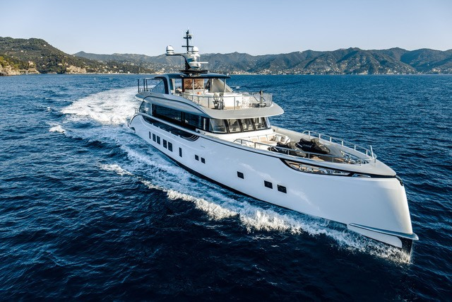 We are delighted to welcome 39m motor yacht SPRING to the Bluewater fleet.