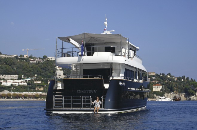 2014 Fifth Ocean Yachts - DESTINY - Amazing Opportunity