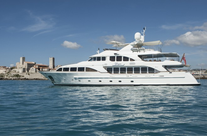 Benetti Classic 120 - GIORGIA - Major Price Reduction
