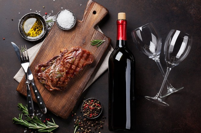 'A Journey of Flavor' Fine Wine and Food Pairing for Captains and Chefs