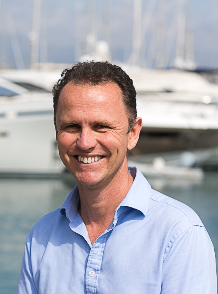 Tom Barnes | Yacht Sales & Charter
