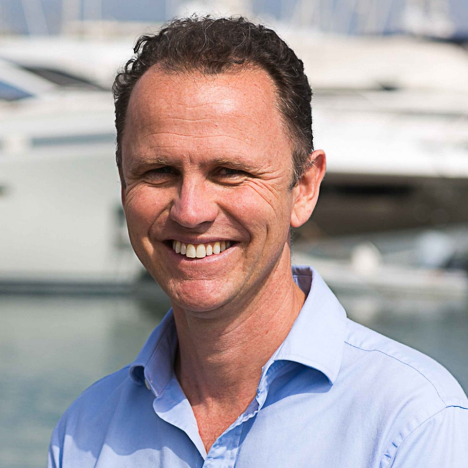 Tom Barnes | Yacht Sales & Charter Specialist