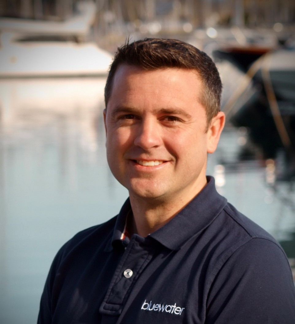 Simon Dudding | Yacht Manager